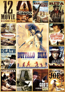 12-Movie Western Pack