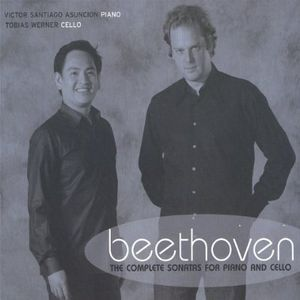Beethoven: The Complete Sonatas for Piano & Cello