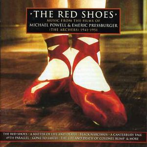 Red Shoes: Music from the Films of Michael (Original Soundtrack)