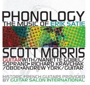 Phonology: Music of Satie