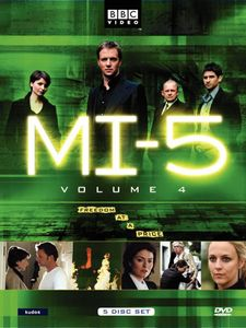 MI-5: Volume 4 [5 Discs] [WS] [Full Screen] [O-Sleeve DigiPack]