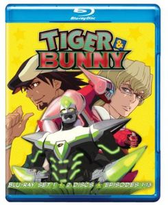 Tiger and Bunny Set 1