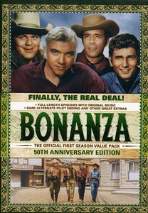 Bonanza: Official First Season 1 & 2