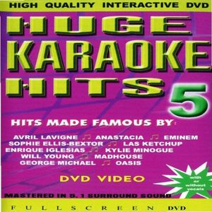 Vol. 5-Huge Karaoke Hits