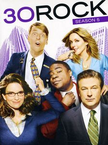 30 Rock: Season 5 [WS] [Digipak] [3 Discs]
