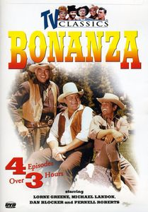Bonanza, Vol. 4 [4 Episodes] [Tv Show]