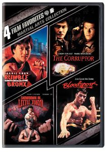 4 Film Favorites: Martial Arts Collection
