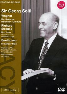 Solti Conducts Wagner Strauss & Beethoven