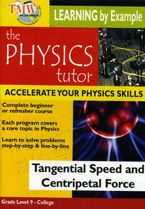 Tangental Speed & Centripetal Force