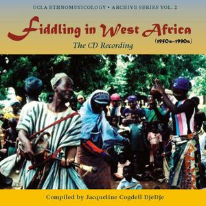 Fiddling in West Africa 1950-90 2 /  Various