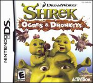 Shrek the Third: Ogres & Donkeys for Nintendo DS