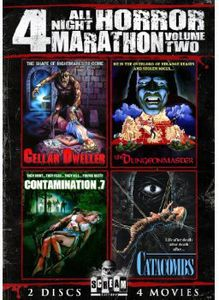 Scream Factory All Night Horror Movie Marathon 2