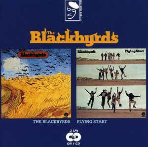 Blackbyrds/ Flying Start [Import]
