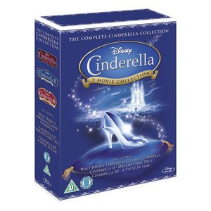 Cinderella 1 2 & 3 (1950) (Box Set)
