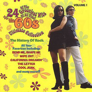 60's Ultimate Collection /  Various