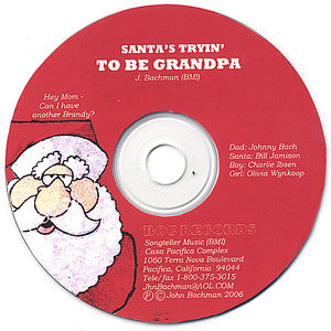 Santa's Tryin' to Be Grandpa