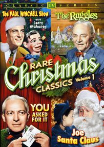 Rare Christmas TV Classics, Vol. 1