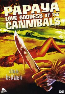 Papaya Love Goddess Of Cannibals [Color][Dolby][WS]