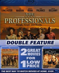 The Professionals/ The Quick and The Dead [2 Pack] [Back To Back]