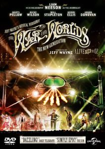 Jeff Wayne's Musical Version of War of World