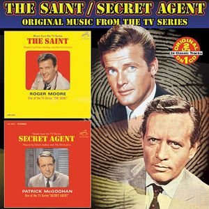 Saint/ Secret Agent (Original Soundtrack)
