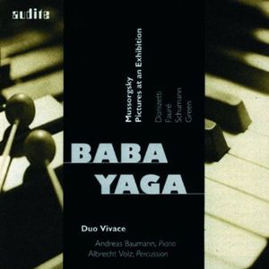 Baba Yaga: Music for Percussion & Piano