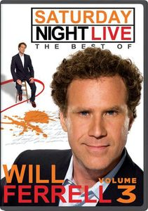 Saturday Night Live: The Best Of Will Ferrell, Vol. 3