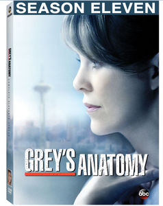 Grey's Anatomy: The Complete Eleventh Season