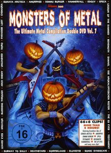 Vol. 7-Monsters of Metal
