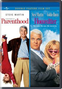 Parenthood/ Housesitter [Widescreen] [Double Feature]