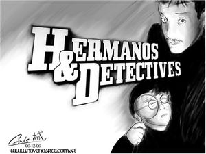 Hermanos & Detectives: Primera Temporada