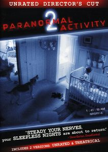 Paranormal Activity 2 [WS] [Unrated] [Director's Cut]