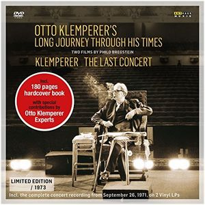 Otto Klemperer's Long Journey Through His Times [2DVD + 2Vinyl]