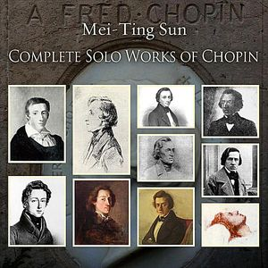 Complete Solo Works of Chopin