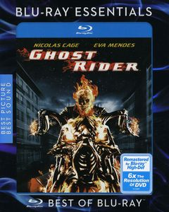 Ghost Rider [Widescreen] [Essentials Repackage] [Unrated]