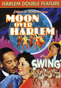 Moon Over Harlem/ Swing [Black and White]