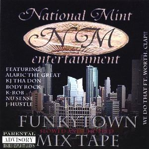 Funkytown Mixtape 1 /  Various