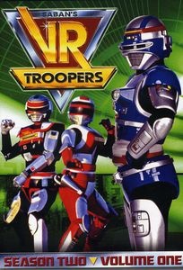 VR Troopers: Season 2 - Volume 1