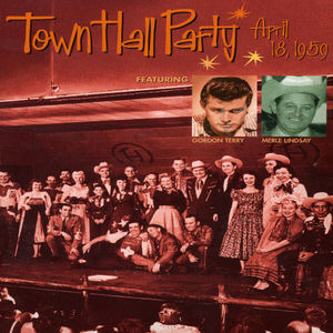 April 18th 1959 At Town Hall Party /  Various