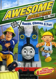 Awesome Adventures: Volume 2: Races, Chases & Fun