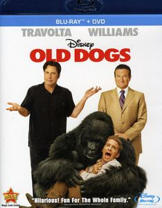 Old Dogs [Widescreen] [Blu-Ray/ DVD Combo]