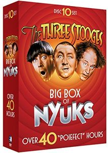 The Three Stooges  Big Box of Nyuks