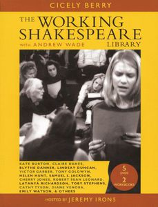 Working Shakespeare [5 Discs] [Educational] [Acting Class] [Box]