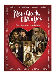 New York, I Love You [Widescreen] [O-Sleeve]
