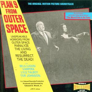 Plan 9 from Outer Space (Original Soundtrack)