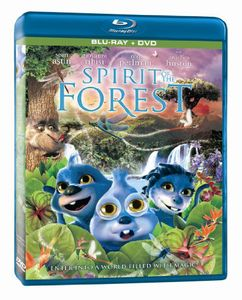 Spirit Of The Forest [With DVD]
