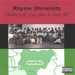 Children of Uyo Give It Your All