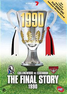 Final Story 1990 The-Collingwood Vs Essendon [Import]