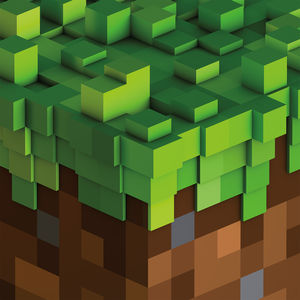 Minecraft Volume Alpha (Transparent Green Vinyl)