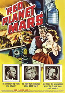The Red Planet Mars [1952] [B&W] [Full Screen]